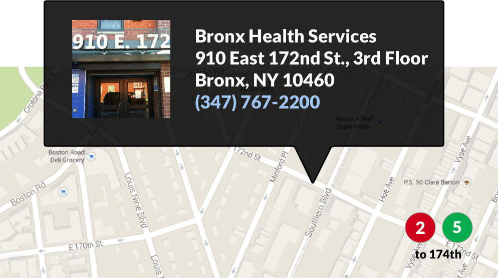 Bronx Health Center