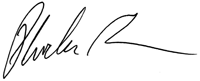 Phoebe C. Boyer Signature