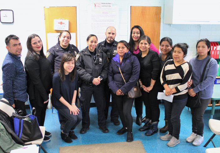 NYPD Partnership with Early Childhood
