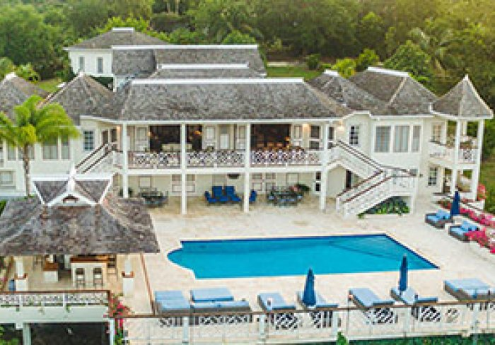 Private Villa at the Haystack Tryall Club in Jamaica