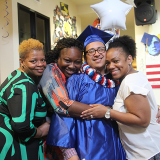 High school equivalency graduation